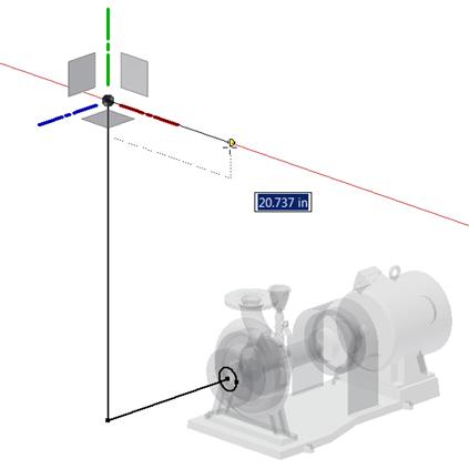 3D sketch draw tool
