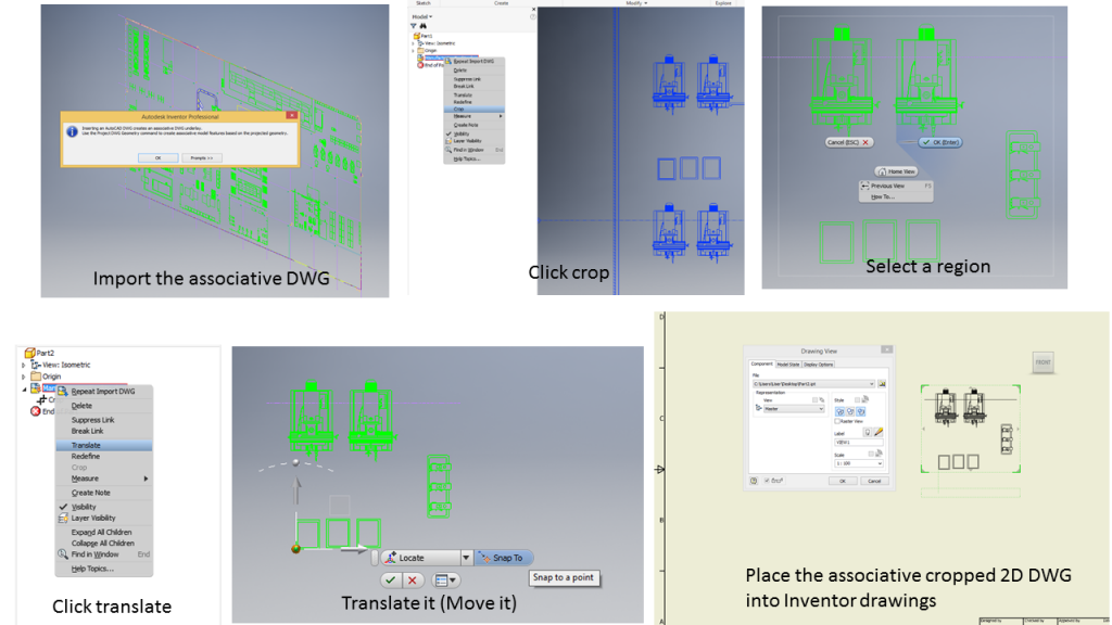 DWG Anycad workflow