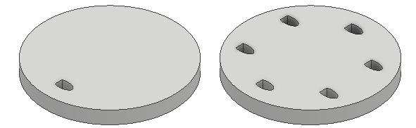 circluar pattern